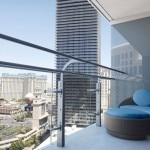 The Cosmopolitan of Las Vegas guest room view