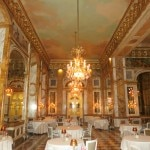 dining room1 150x150 Foie Gras Under the Splendor of Baccarat Chandeliers