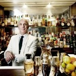 Bar manager Alessandro Palazzi at DUKES Bar in London