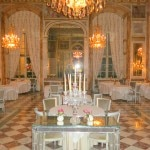 entrance 150x150 Foie Gras Under the Splendor of Baccarat Chandeliers