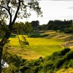 The Gleneagles Hotel's PGA golf course