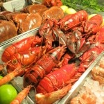 homard breton 150x150 Fruits de Mer in Paris