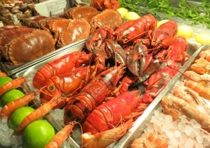 Lobster from Brittany