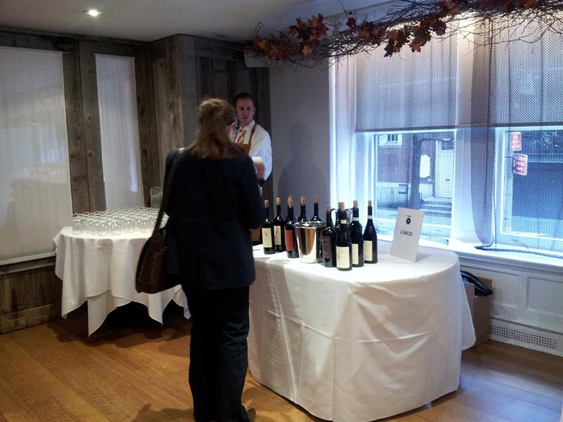 L'Arco vineyards from Italy's Veneto region