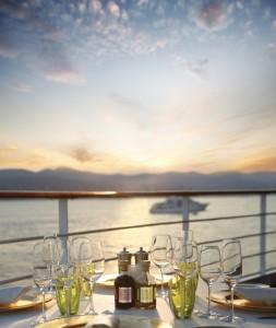 Silversea Cruises' La Terrazza