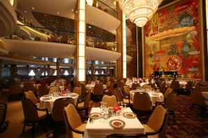 main dining room 300x199 Royal Caribbeans New Cruise Menus