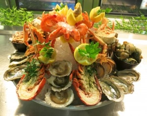 150th anniversary Plateau de fruits de mer
