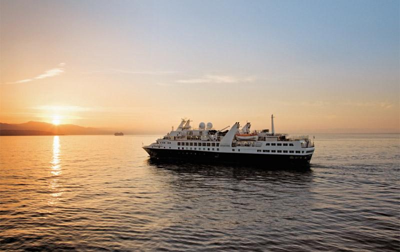 Silver Explorer, one of Silversea Cruises' fleet