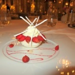 vacherin 150x150 Foie Gras Under the Splendor of Baccarat Chandeliers
