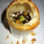 French styled vol-au-vent