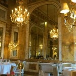 wall lamps 150x150 Foie Gras Under the Splendor of Baccarat Chandeliers