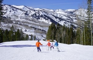 canyons resort ski 1 300x195 Park City, Utah ski slopes (Canyons Resort, by Rob Bossi)