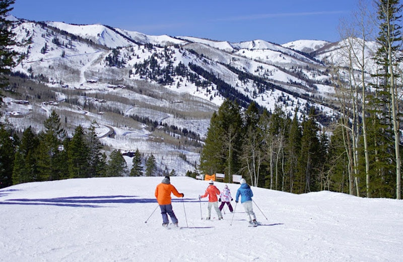 Park City, Utah ski slopes (Canyons Resort, by Rob Bossi)
