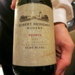 2010 Reserve Fume Blanc Robert Mondavi Winery