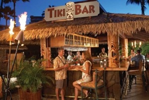 Kaanapali Beach Hotel Tiki Bar