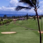 Maui golf course (courtesy of Kaanapali Beach Hotel)