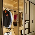 The Mark hotel in New York's Madison Suite closet