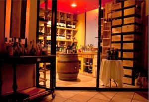 Cave A Vins - Restaurant Citrus Etoile Paris