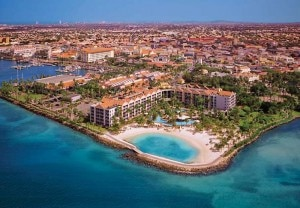 aruba ren ocean suites hotel 300x208 Renaissance Aruba Resort & Casino Offers a Pure Magic Winter   Travel Special