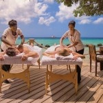 Okeanos Spa Cove at Renaissance Aruba Resort & Casino