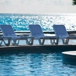 Ocean Suites pool at Renaissance Aruba Resort & Casino