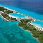 Private island at Renaissance Aruba Resort & Casino