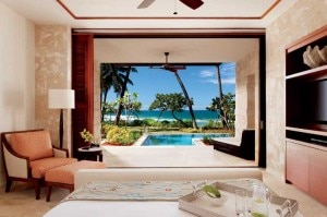 ritz dorado beach casitasrm 300x199 Dorado Beach, A Ritz Carlton Reserve Casitas Room with View