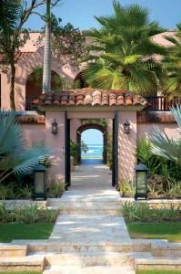 ritz dorado beach sucasaent 199x300 Dorado Beach, A Ritz Carlton Reserve Su Casa entrance