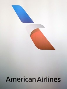 American Airlines' new logo