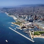 barcelona coast 150x150 Sunborn Yacht Hotel to Dock in Barcelona   Travel News