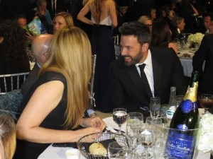 ben affleck ccma 300x225 Champagne Nicolas Feuillatte Sponsors Critics Choice Movie Awards