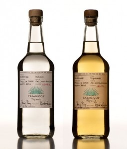 casamigos tequila 255x300 Casamigos Tequila comes in both Blanco and Reposado styles