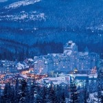 BMW's chauffeur service is available at all Canadian locations, including The Fairmont Chateau Whistler