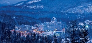 fairmont whistler 300x140 BMWs chauffeur service is available at all Canadian locations, including The Fairmont Chateau Whistler