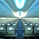 Boeing's Sky Interior as debuted at flydubai airlines