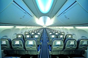 flydubai boeing sky interio 300x198 Boeings Sky Interior as debuted at flydubai airlines
