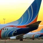flydubai's fleet of Boeing 737s