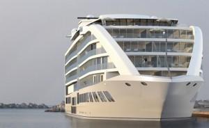 Sunborn Barcelona Yacht Hotel