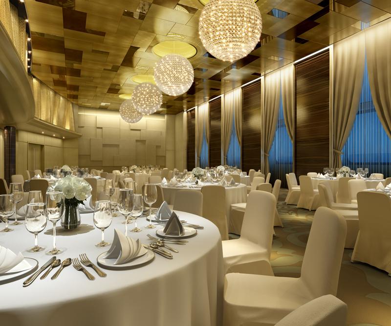 Sunborn Barcelona Ballroom