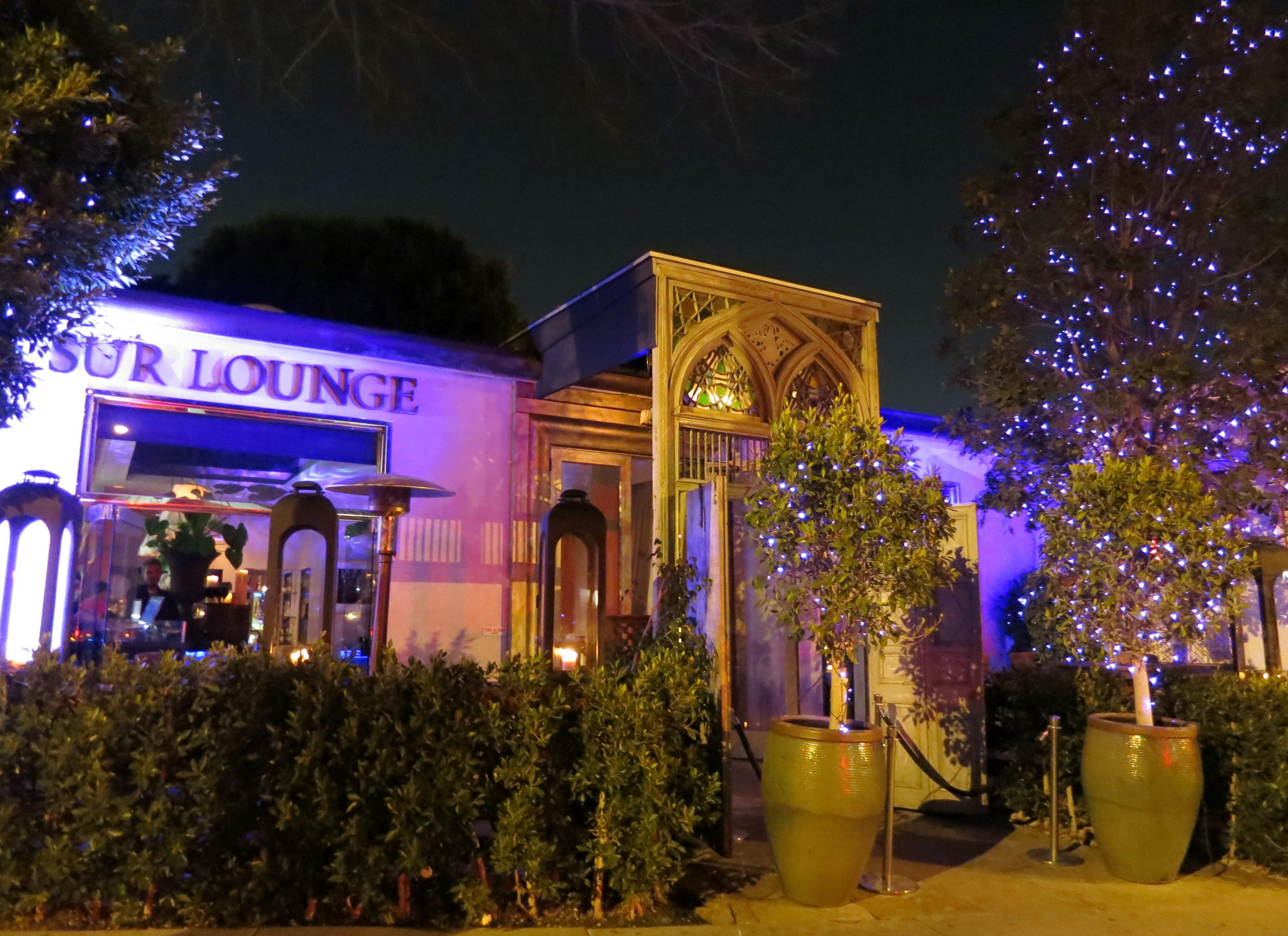 Sur Restaurant Beverly Hills Reviews
