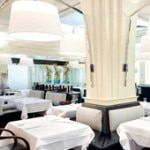 The dining room at Oceana