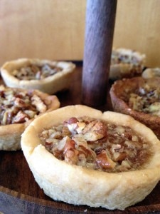 bourbon pecan pies 225x300 The Other LA   A Taste of Louisiana in Los Angeles