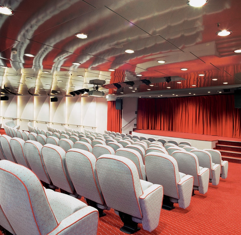 Crystal Cruises Hollywood Theatre