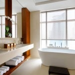 jw marriott marquis dubai bathroom 150x150 Worlds Tallest Hotel JW Marriott Marquis Hotel Dubai Opens – Travel News