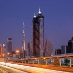 The JW Marriott Marquis Hotel Dubai