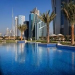 jw marriott marquis dubai outdoor pool 150x150 Worlds Tallest Hotel JW Marriott Marquis Hotel Dubai Opens – Travel News