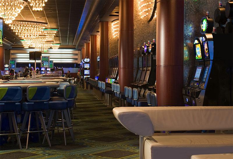 The casino at La Concha, A Renaissance Resort