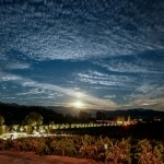 Night sky over Sonoma (credit: Darren Miller Photography)