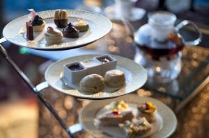 Tea Lounge at Mandarin Oriental, Las Vegas