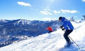 the sky lodge skiing 300x180 Skiing in Park City, Utah